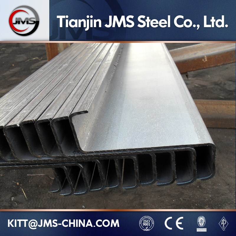 Roof Used Galvanized Steel Z Shape Purlin