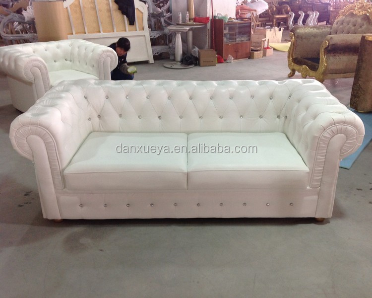Chesterfield sofa weiss  Leder Chesterfield-sofa Weiß,Chesterfield-321 Ledersofa,Jubel ...