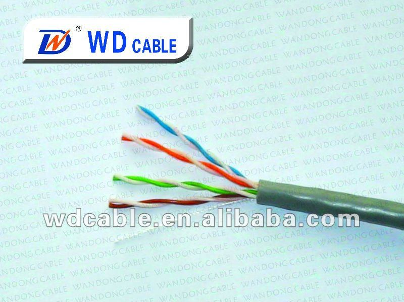 Cat5 4 Pair Telephone Wire Telephone Cable - Buy 4 Pair Telephone ...