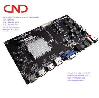 bdaa328b138 3840 2160 V By One Edp Uhd Lcd Led 4k 2k Controller Board Hdmi Dp ...