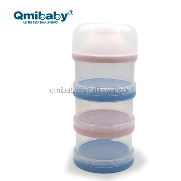 BPA free multifunctional Baby Food & Milk container