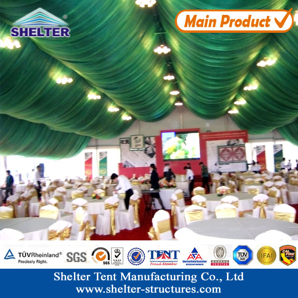 20x40,20x30,30X50 PVC big outdoor wedding tent