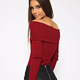 Sexy turn-down collar sleeve less lady's top fashion casual women sweater blouses