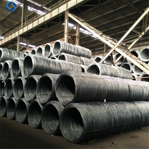 MS Low Carbon Steel Wire Rod SAE1008Cr 6.5mm for drawing price and weight