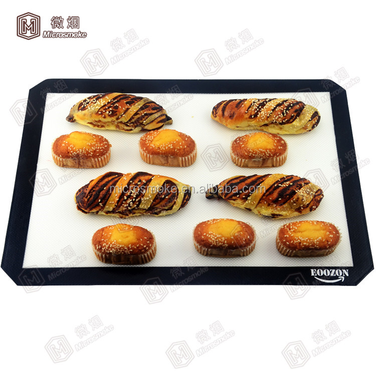 Multifunctional Different Sizes Non-stick non-skid Silicone Baking Mat with Measurements