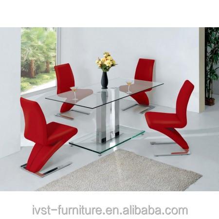 Modern Z Shape Dining Chair