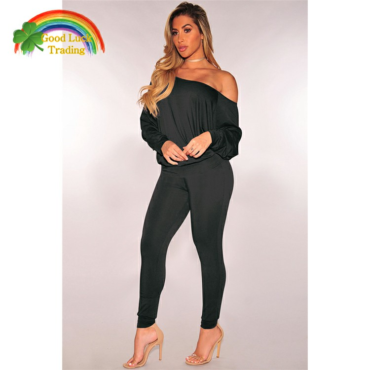 Groothandel 2018 Fashion New Style Sexy Dames Casual Jumpsuits