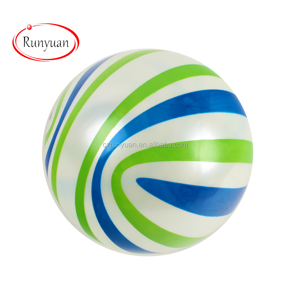 RUNYUAN Custom Mini InflatableToy Ball for Child as Gift
