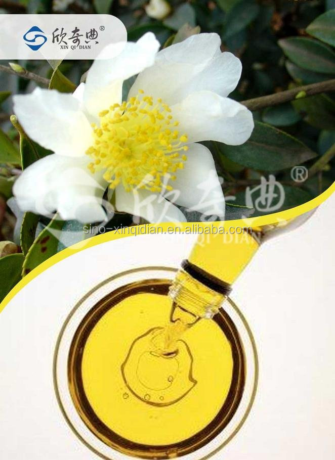 virgin camellia oil
