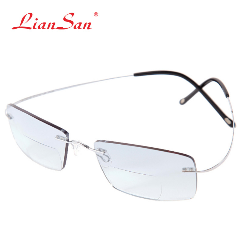 0eb0c95f46 Men s Reading Glasses Titanium