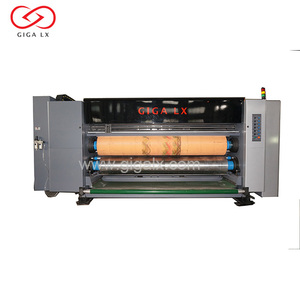 Corrugated Printing Machine with Carton Rotary Die Cutting Machine China Manufacturer