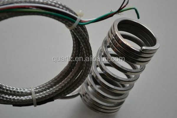 Durable hot sell coil heater for e-nail