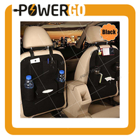 Universal Auto Back Seat Storage Bag Car Organizer For Cup Holder Iphone Ipad