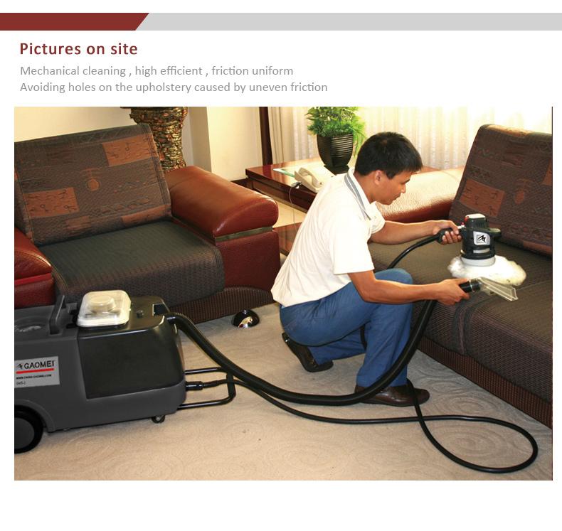 Gms 2 Multifuction Sofa Washing Upholstery Carpet Cleaning Machine