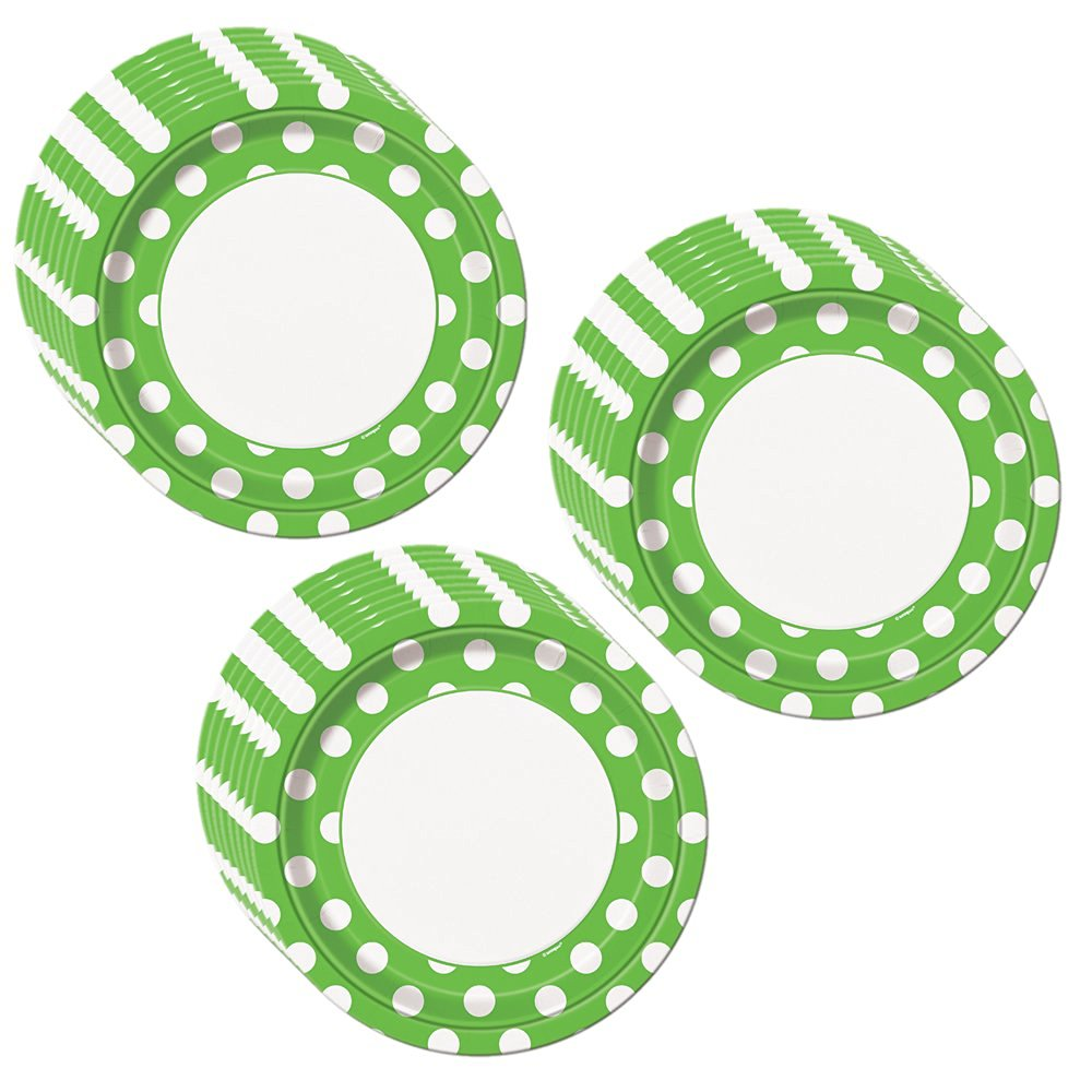 Get Quotations · Lime Green Polka Dot Party Dinner Plates - 24 Guests  sc 1 st  Alibaba & Cheap Lime Green Dinner Set find Lime Green Dinner Set deals on ...
