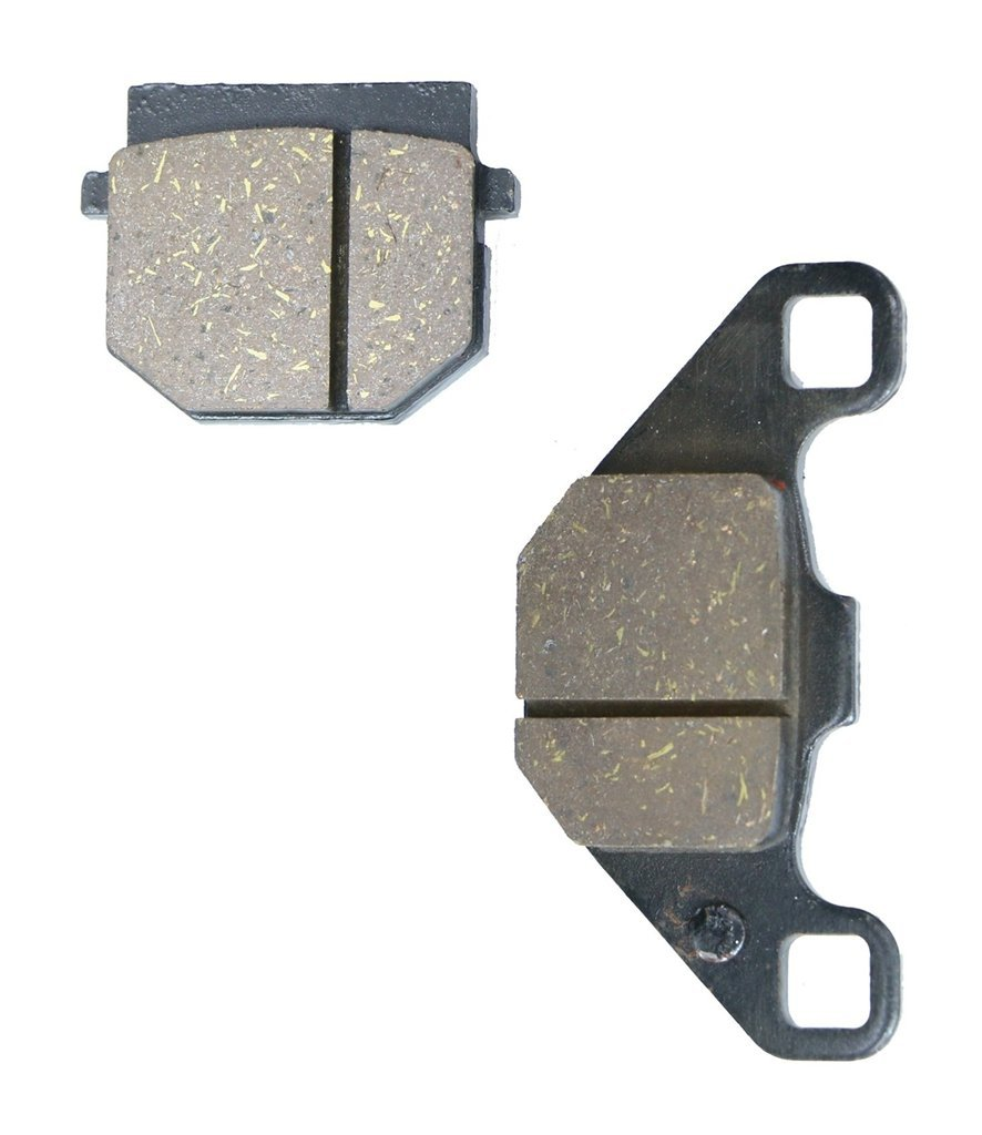 Get Quotations · CNBK Front Right Disc Brake Pads Semi-Metallic for AEON  ATV 300 Overland AT20 Quad