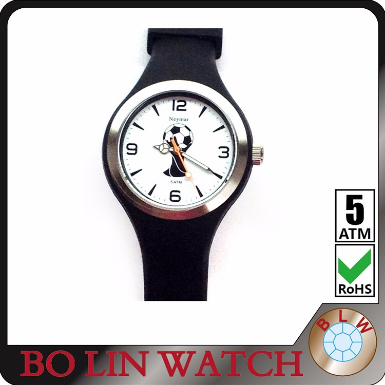 China watch supplier high quality child watch plastic case kids watch