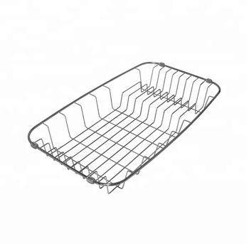 Kitchen Sink Dish Drying Basket - Buy Kitchen Sink Wire Basket,Kitchen Sink  Drain Basket,Kitchen Sink Waste Baskets Product on Alibaba.com
