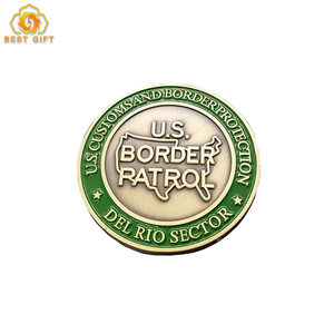 custom made printed coins travelling souvenirs