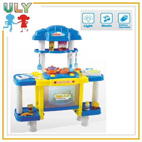 Multifunction Toys Top Table Kitchen Play Set For Children Toys