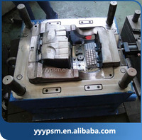 Plastic injection car battery case mould/mold,Plastic storage battery case mold, Plastic battery box mould in
