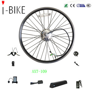 china original e-bike parts 28 inch electric bike conversion kit with 36v dc generator