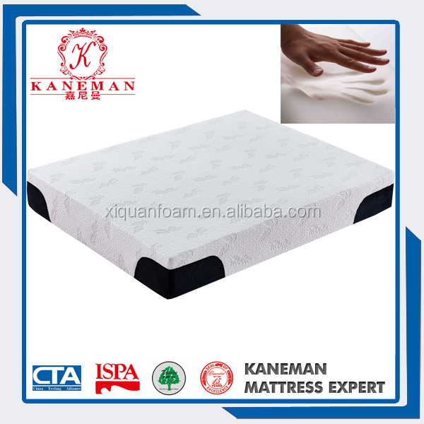 Beautiful bedroom furniture better sleep memory foam mattress from direct manufacture