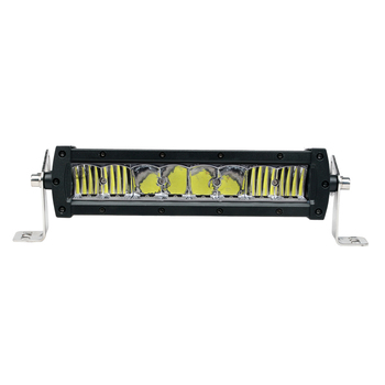 Waterproof Super Bright Emark 10 Inch 80W Led Driving Light Bar