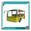 23 seats electric sightseeing bus, battery powered Electric sightseeing bus, EG6230K