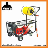 Agriculture and garden hand push power sprayer