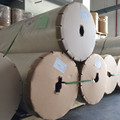 Bopet transparent shrink film roll