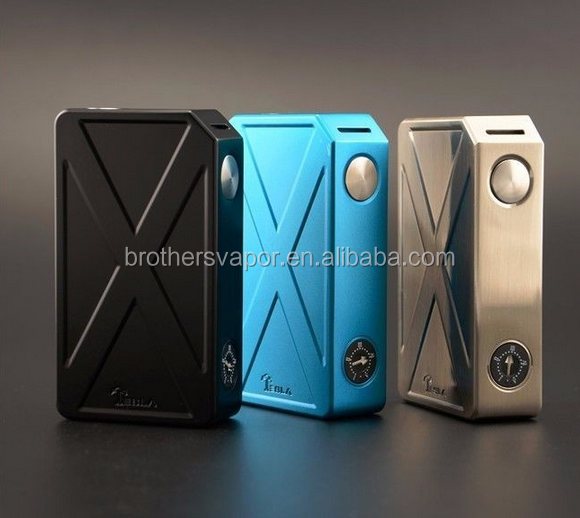 2016 Hot selling Tesla Invader 3 box mod vs Tesla Touch 150w TC Box Mod in stock from Brosvapor