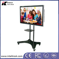 Portable interactive or electronic whiteboard systems all in one PC