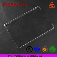 Alibaba Cheap wholesale phone case for Ipad 6 /air 2 plastic back cover