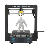 Anycubic High quality All Metal Frame 2018 New upgrade Mega-S 3D printer