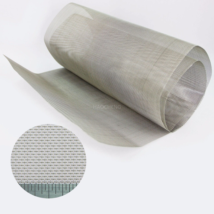 0.3MM 100 150 Mesh 310S Stainless Steel Woven Screen Mesh Filter