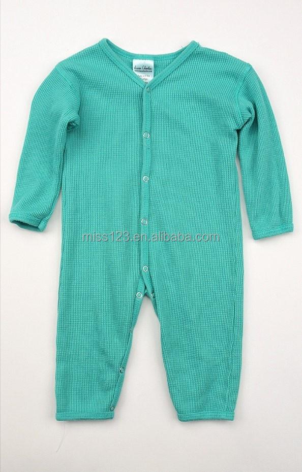 Wholesale Organic Cotton Infant Clothes Newborn Baby