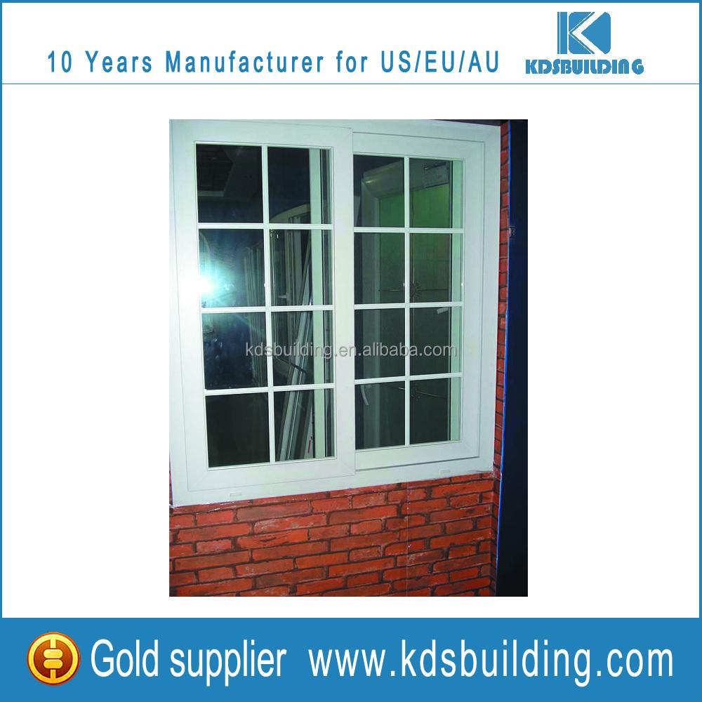 Cina fabbricazione as2047 finestra griglie di disegno per pvc finestre scorrevoli vetrino id - Griglie per finestre ...