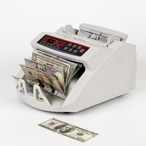 Bill counter fake money detector counting machine for sale