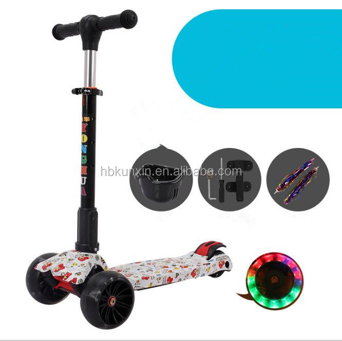 2017 alloy pro scooter / red adult kick scooter wholesale / professional bmx scooter sale