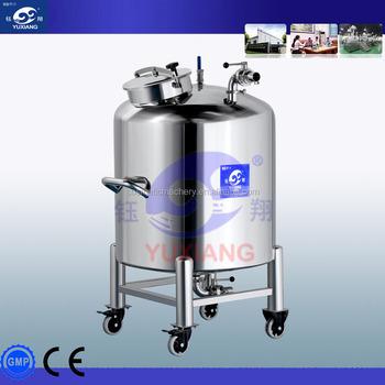 Stainless Steel Storage Tank Hot Water Storage Tank Open Top Type ...