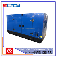YUFA power solution YANGDONG 3 phase Super Silent diesel generator set 30kw
