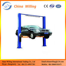 Hydraulic garage car lift 3500kg, Two Post lift