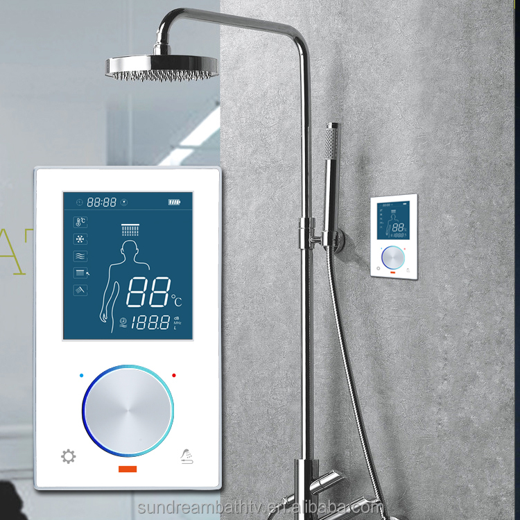 SJ-H202A Digital Shower Controller