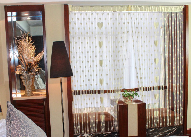 New Design Hot Selling Simple Utility String Japanese Door Curtain