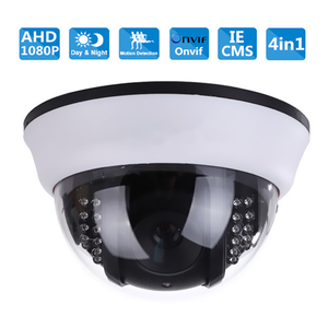 Cheap Factory Hot Vandalproof Mini Size Dome Manual 30M Infrared Varifocal Metal Housing AHD Camera CC Camera Price