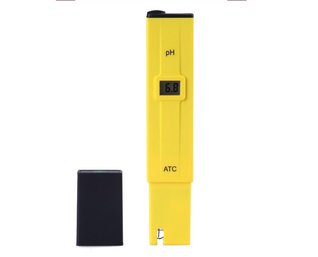 portable Digital mini ph meter pen atc ph meter