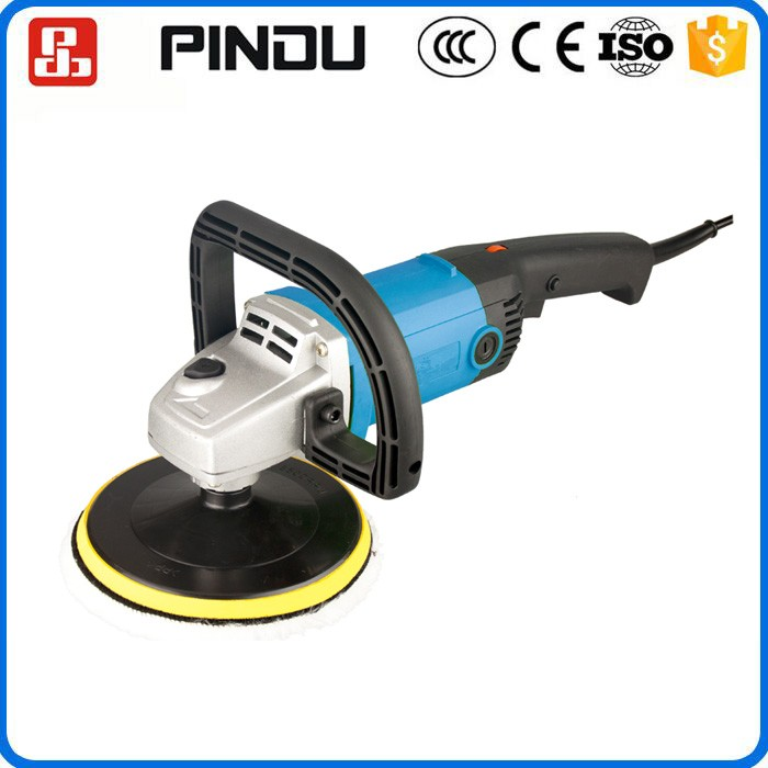 1200w high quality power tools new shape car polisher improvement