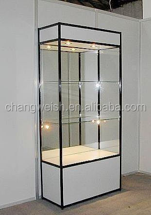 High Quality New Design Glass Display Cabinet Display