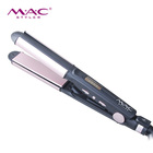 straightener and curler 2 in 1 flat iron Ceramic electric Hair straightener Curling